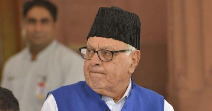نئی دہلی نیشنل کانفرنس کے وجود سے خوفزدہ: ڈاکٹر فاروق عبداللہ