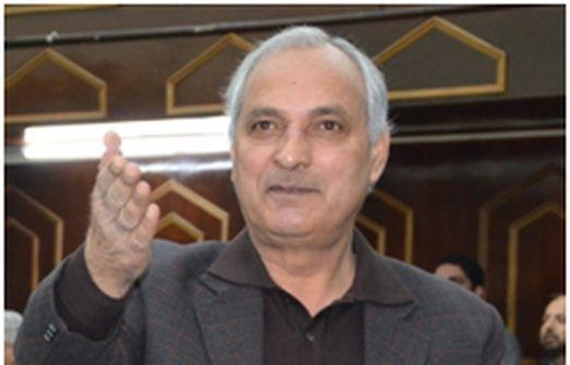 پی ڈی پی کی عوام دوست پالیسی دیکھ کر بی جے پی نے راہ فرار اختیار کرلی: عبدالرحمٰن ویری