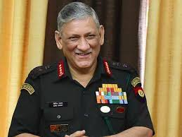 پاکستان اب کرگل طرز کی دراندازی کی ہمت نہیں کریگا:: فوجی سربراہ