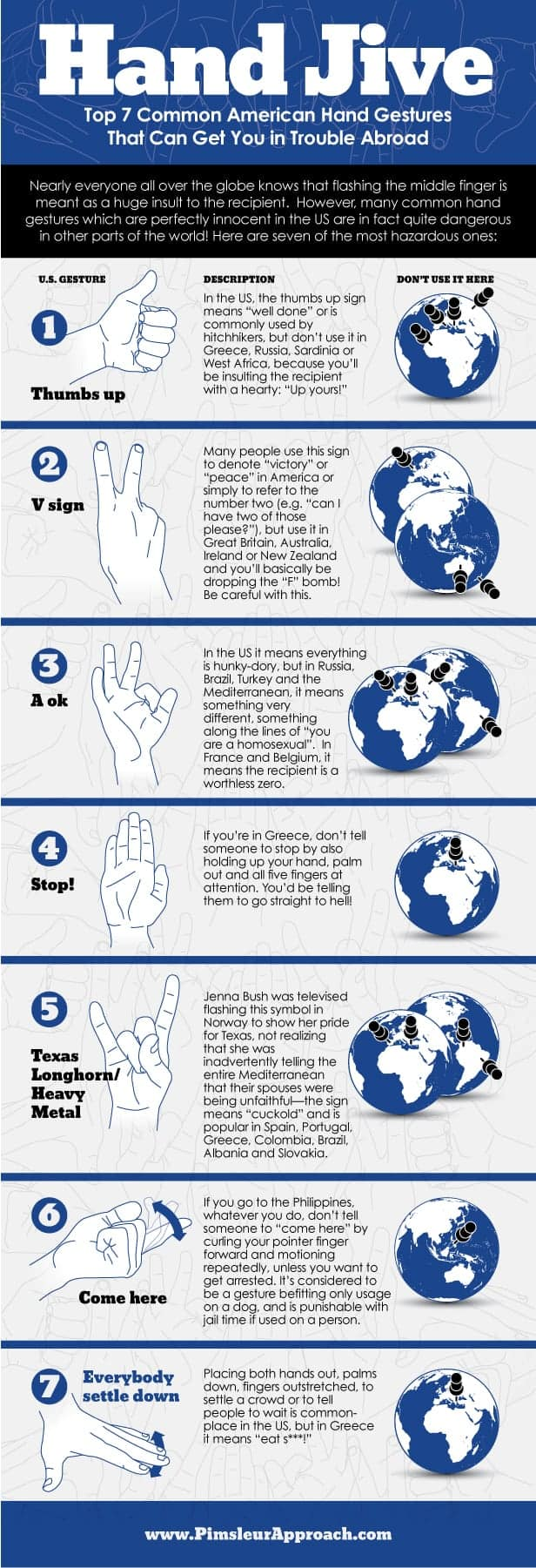 American hand gestures in different cultures 7 ways to get american hand gestures in different cultures 7 ways to get yourself in trouble abroad biocorpaavc Image collections