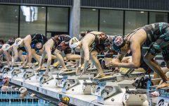 Iowa women's swimming and diving works toward improvement