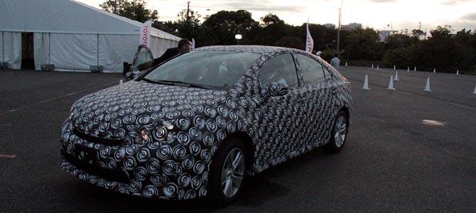 Toyota FCV -07- Picture courtesy Bertel Schmitt