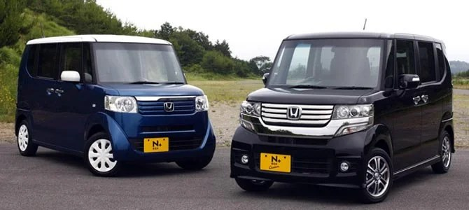 Honda NBox Plus - Picture courtesy Carscoops.com