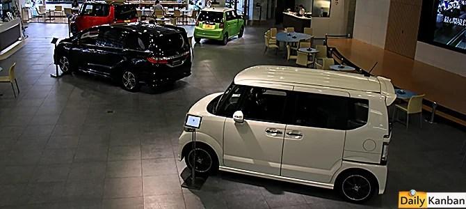 Honda - Picture courtesy Bertel Schmitt