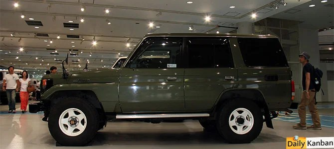 Concise history of the Toyota Land Cruiser, in 16 exclusive