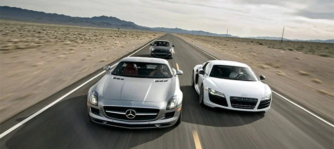 Batteries included - Picture courtesy motortrend.com