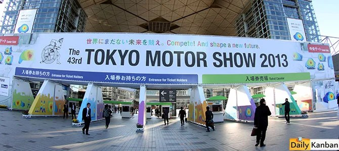 Detroit has been boycotting Japanese auto shows since 2008