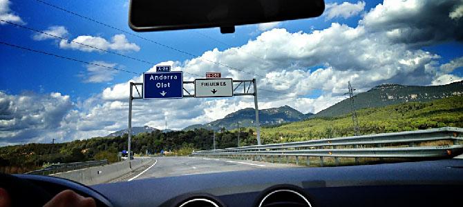 Next exit Andorra