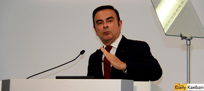 Carlos Ghosn Yokohama 051315 -15- Picture courtesy Bertel Schmitt.