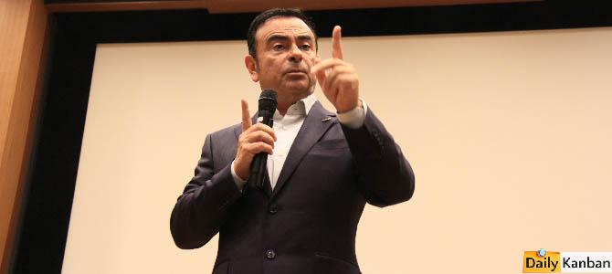 Carlos Ghosn  Japan Chamber of Commerce -27- Picture courtesy Bertel Schmitt