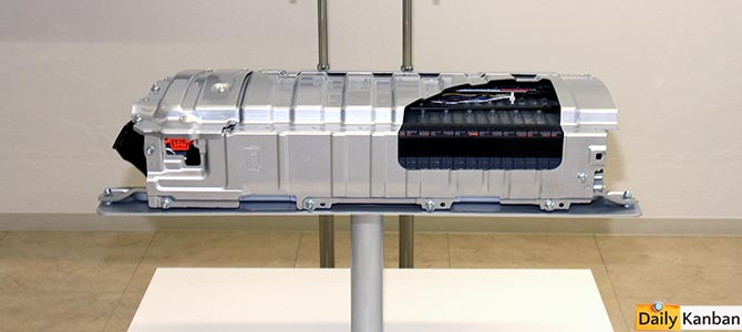 The NiMH battery