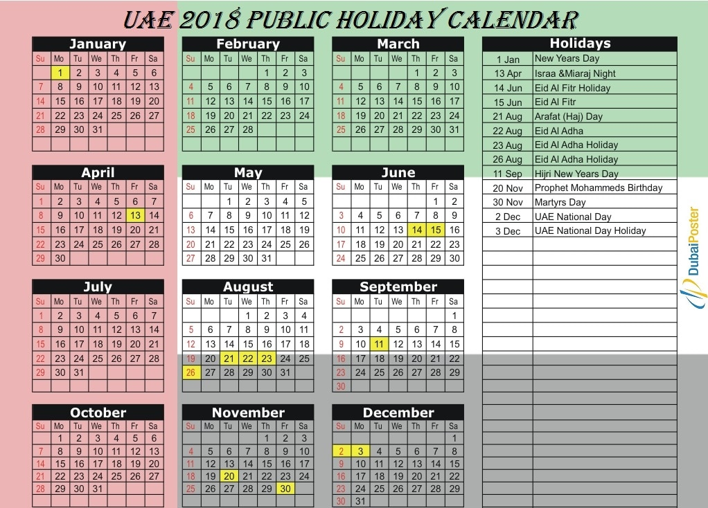 Calendar Lebanon : Are you working on holiday daily khaleej