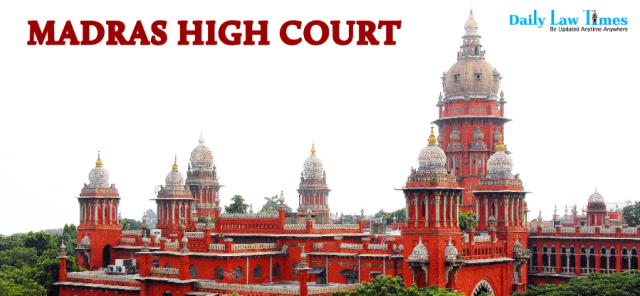 Madras High Court To Operate Only Via Virtual Mode Until Further Notice