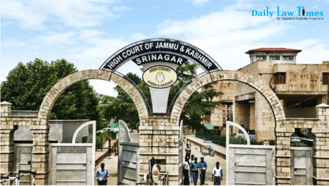 J&K High Court Directs Eviction of Unauthorized Occupants From Govt. Accommodations