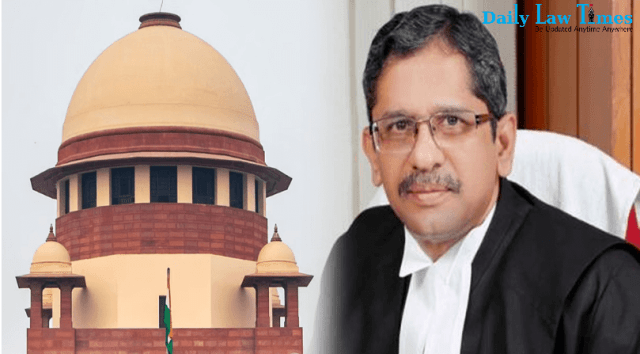 President Appoints Justice NV Ramana As Next Chief Justice Of India; Tenure To Begin From April 24