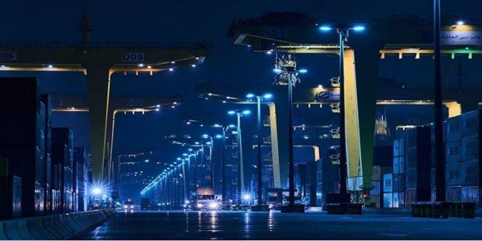 world largest ports-jebel ali port-dailylogistic.com