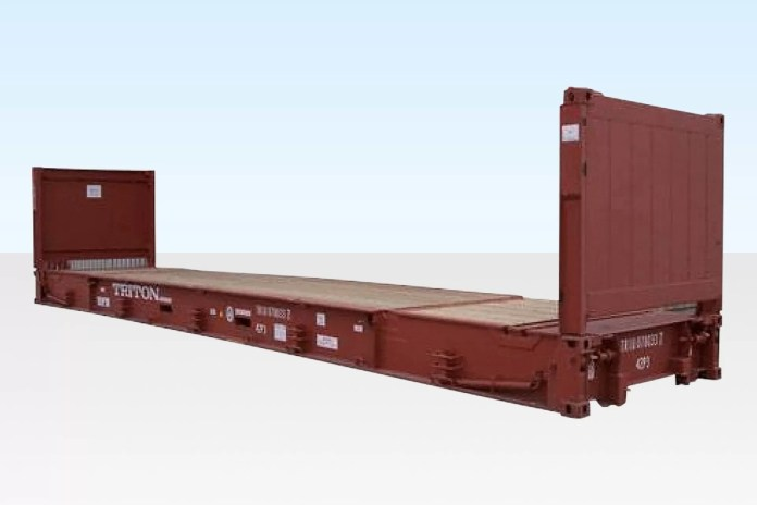 flat rack container Daily Logistics
