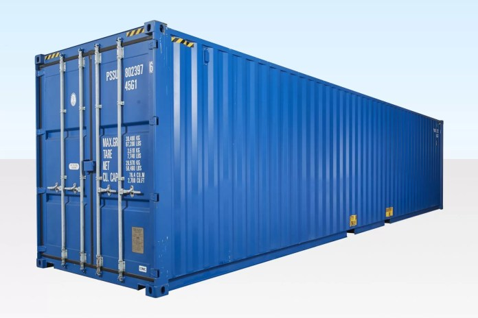 HC shipping container Daily Logistics