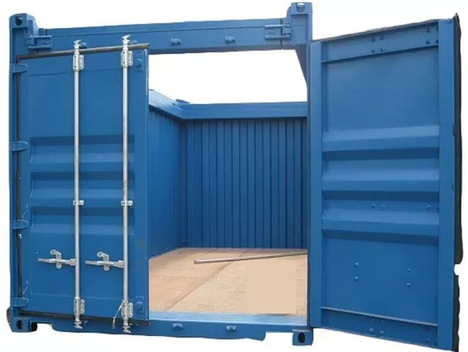 Hard top container daily logistics