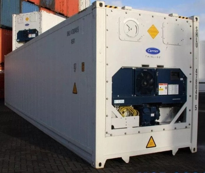 Reefer Container Daily Logistics