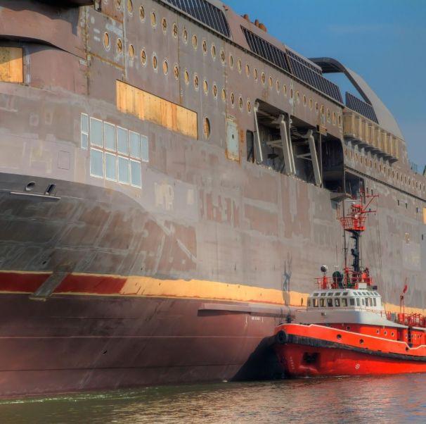 Marine Services_Daily Logistics_Tugboats
