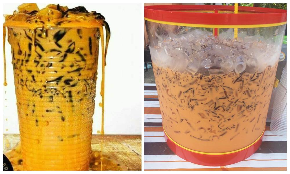 Ini Resepi Rahsia Teh Ais Cincau Yang Kaw Seperti Di Bazar Ramadhan Daily Makan