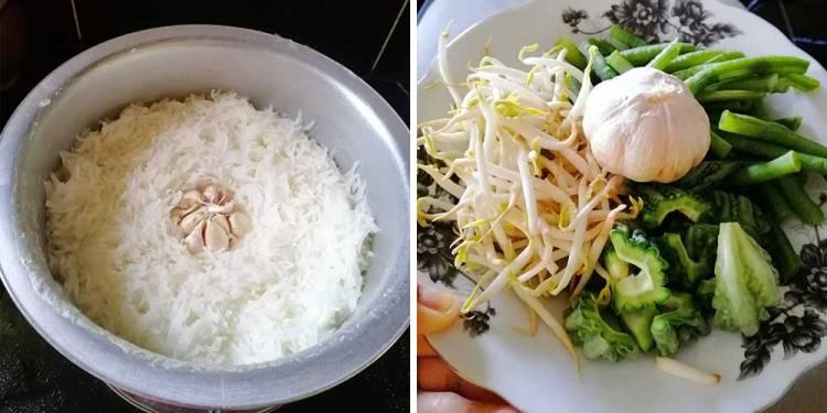 Makan Bawang Putih