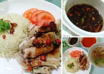 Nasi Ayam Thai