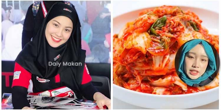 takde pula kena baling Kimchi