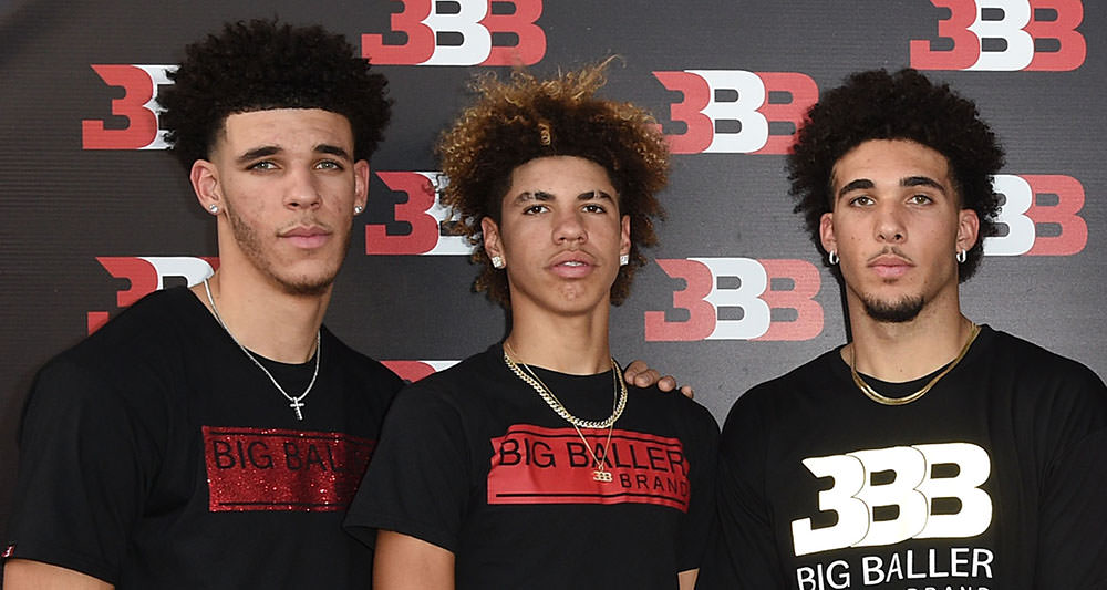 Lonzo, LaMelo and LiAngelo Ball are set to sign with Jay Z's Roc Nation