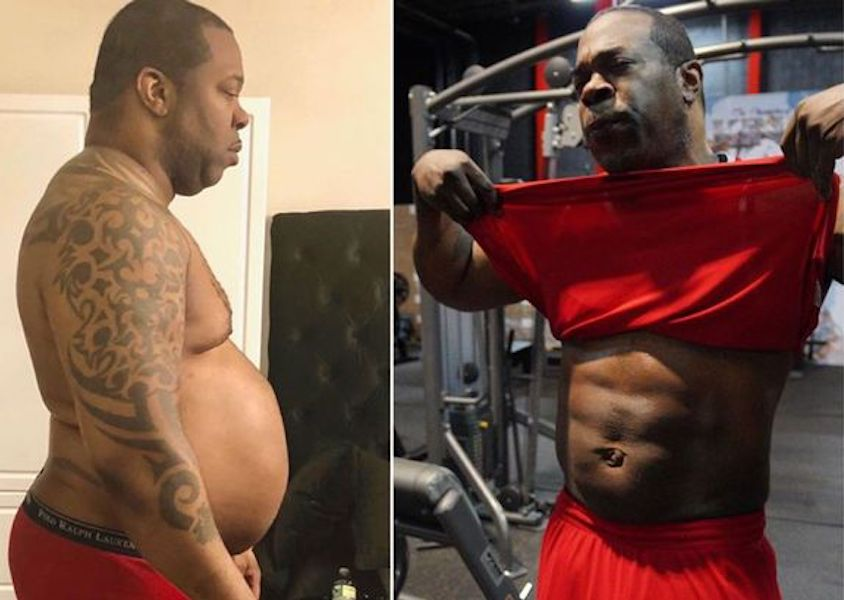 Fast spitting rapper Busta Rhymes has opened up about his health condition caused by weight gain that almost killed him.