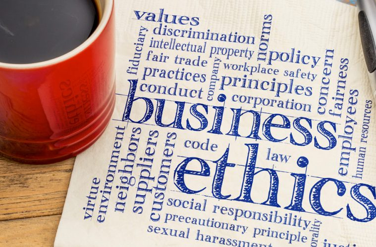 Résultats de recherche d'images pour « Business ethics: Why do good people do bad things? »