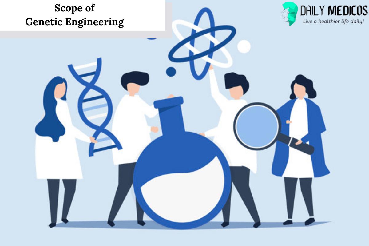 True Scope of Genetic Engineering in Pakistan [Career, Jobs, Salary] 1 - Daily Medicos
