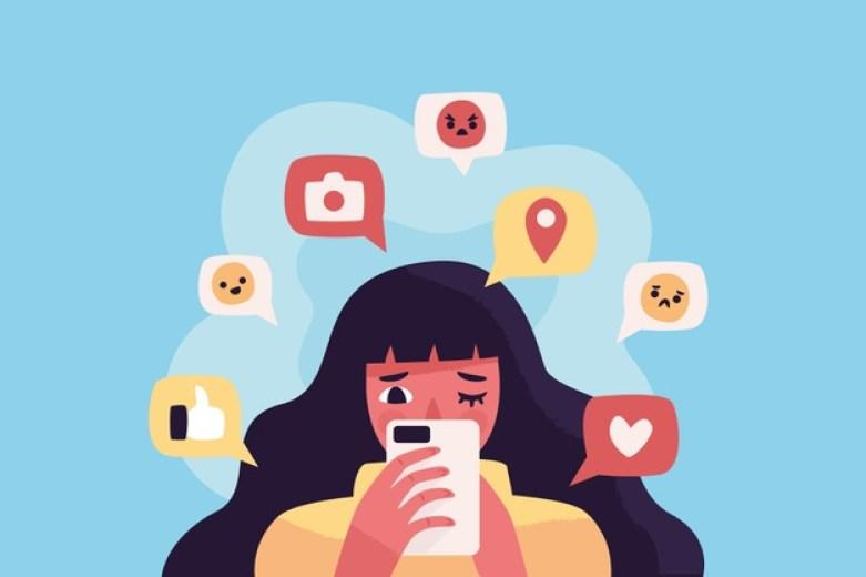 social media harms your mental health