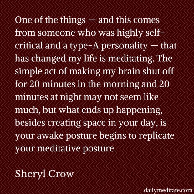 sheryl-crow-meditation-quote