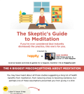 The Skeptic's Guide To Meditation (INFOGRAPHIC)
