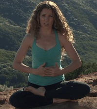 Yoga Breathing As Meditation Exercise