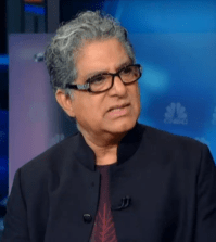 Deepak Chopra, Wall Street, And Meditation - Featured Article