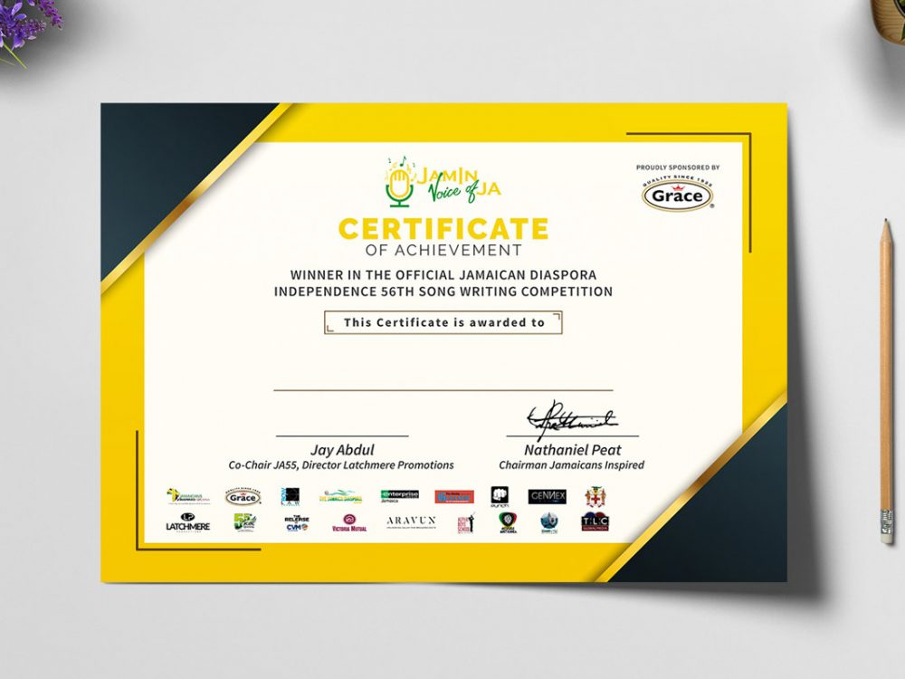 Certificate Mockup Psd Free Download 2020 Daily Mockup