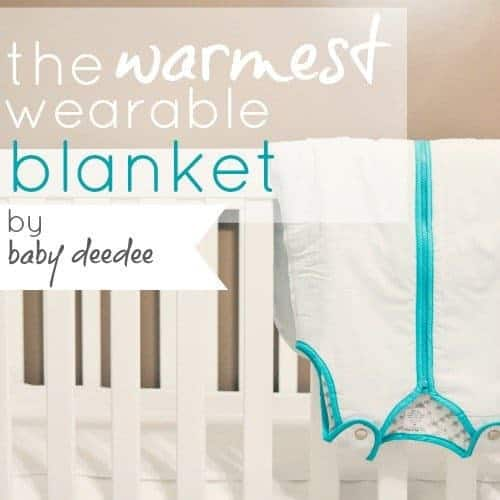 The Warmest Wearable Blanket 187 Daily Mom