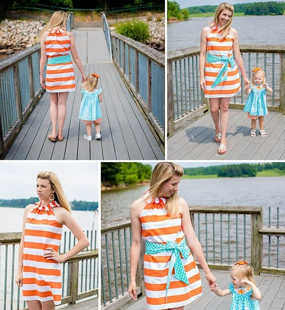 Mommy & Me: Coordinating Clothing for the Entire Family 2 Daily Mom Parents Portal