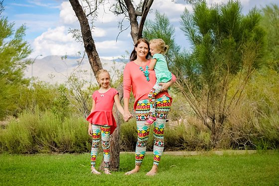 Mommy & Me: Coordinating Clothing for the Entire Family 8 Daily Mom Parents Portal