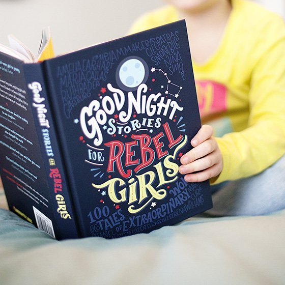 Image result for good night stories for rebel girls