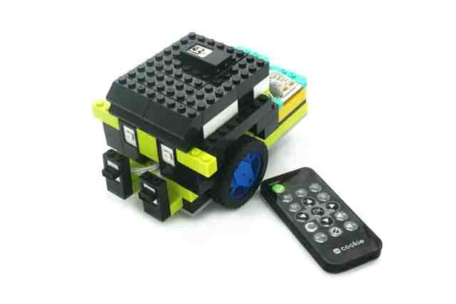 IBC Robot Car with Remote side front 2