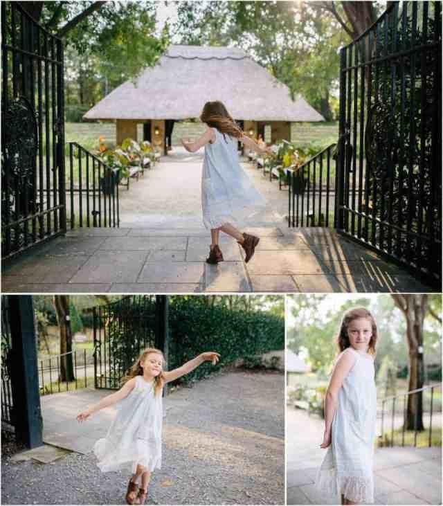 Chasing Fireflies – Girls dress