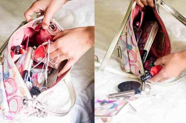 handbag day – collage copy
