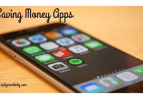 saving money apps #dailymomtivity