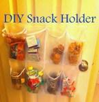 A Quick DIY Snack Trap