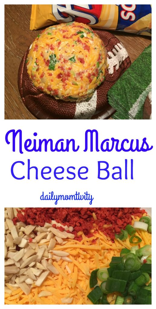 The perfect cheese ball for your next party!