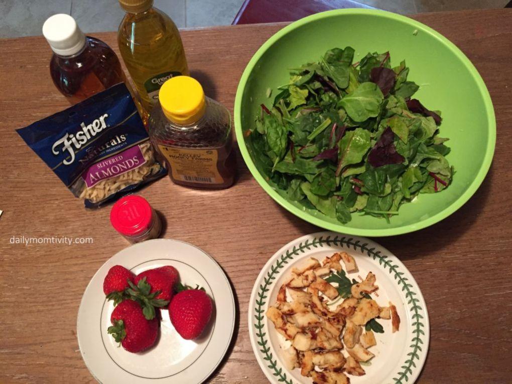 poppy seed salad stuff